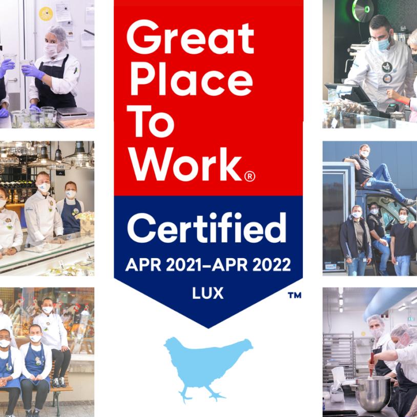 Cocottes devient certifiée GREAT PLACE TO WORK®