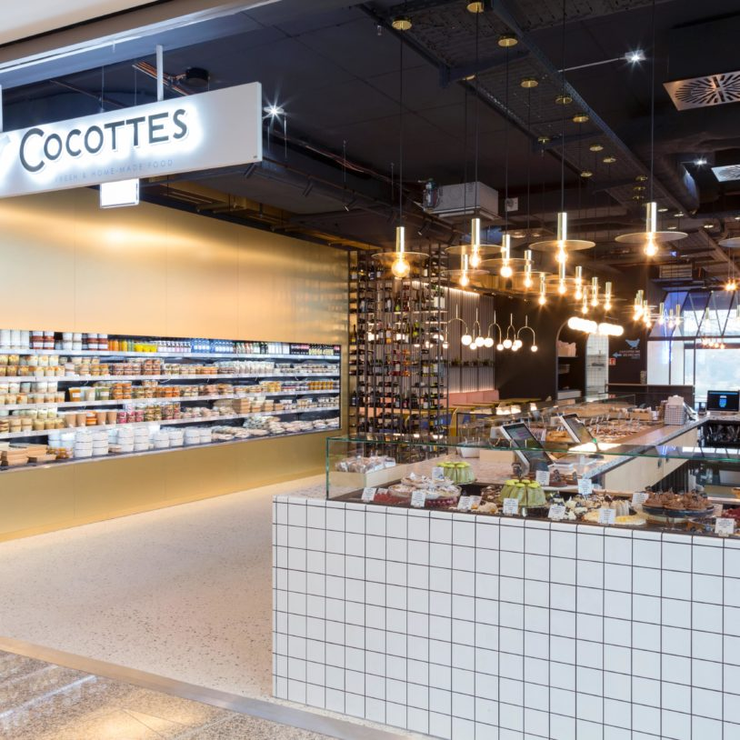 Roule ma poule ! Ouverture d'une huitième boutique Cocottes à City Concorde