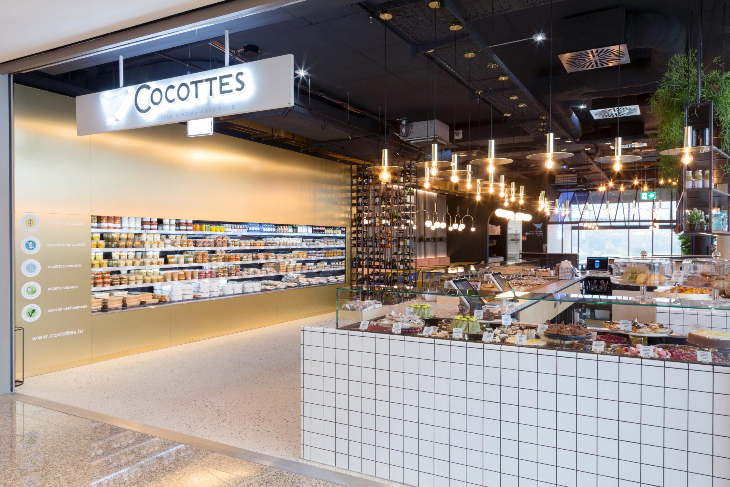 Cocottes city concorde