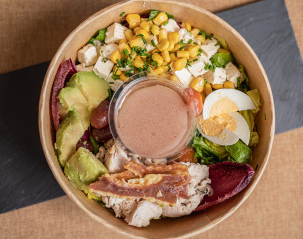 Grande cobb salad